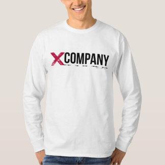 X Company Logo Shirts