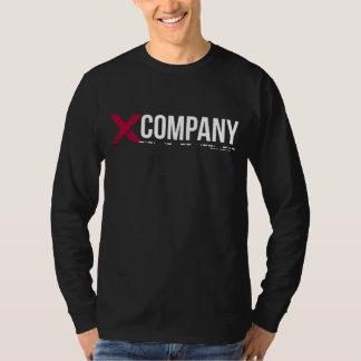 X Company Logo T Shirt