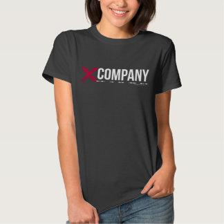 X Company Logo T-shirts