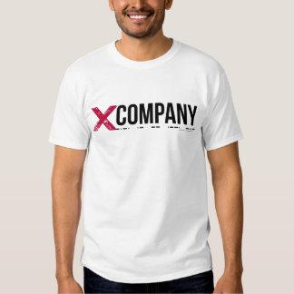 X Company Logo Tshirts