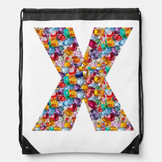 X EX XRAY ALPHABET BACKPACK :  ART by NAVIN JOSHI