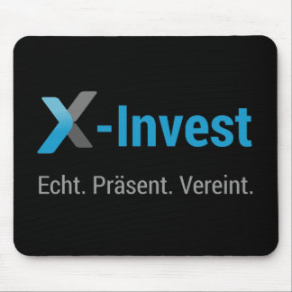 X-Invest Mouse Pad