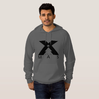 X MAS BLACK 2018 HOODIE