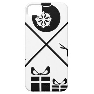 X-Mas iPhone 5 Covers