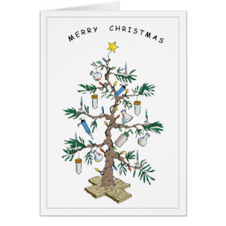 X-Mas Tree Card
