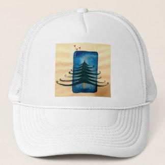 X-masTree Christmas Holiday Trucker Hat