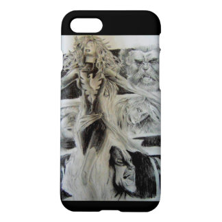 X-Men Phoenix iPhone 7 Case