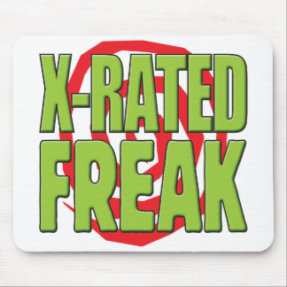 X-Rated Freak G Mouse Pad