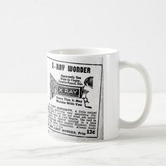 X Ray Eyes Coffee Mug