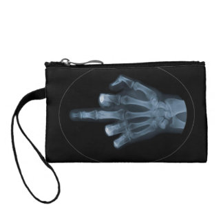 X-Ray Finger Coin Wallets