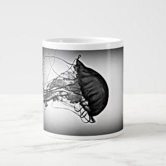 X-ray of a jellyfish giant coffee mug