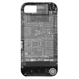 X-ray of iPhone 5 Case