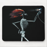 X-RAY SKELETON HAIR STYLING - ORIGINAL MOUSEMAT