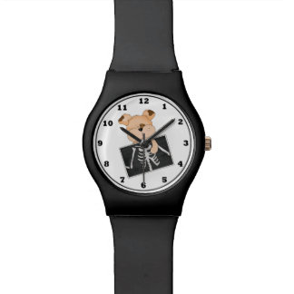 X-ray Tech Cartoon wrist watch
