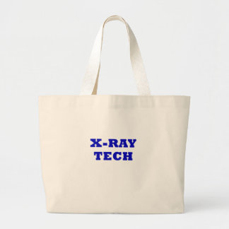X-Ray Tech Large Tote Bag