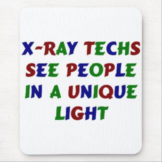 X-ray Tech Mouse Pad