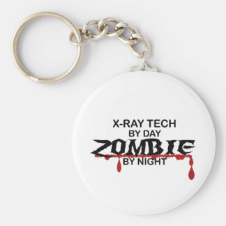 X-Ray Tech Zombie Key Ring