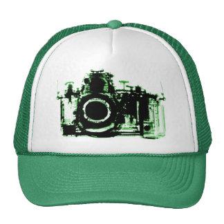 X-RAY VISION CAMERA - GREEN CAP