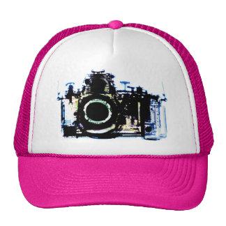 X-RAY VISION CAMERA - ORIGINAL BLUE TRUCKER HAT