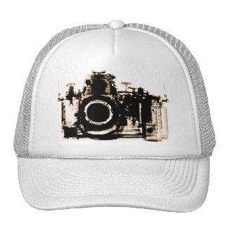 X-RAY VISION CAMERA - SEPIA TRUCKER HAT