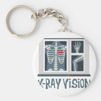 X-Ray Vision Key Ring