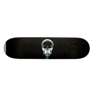 X-RAY VISION SKELETON SKULL - ORIGINAL CUSTOM SKATE BOARD