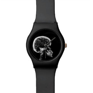 X-Ray Vision Skeleton Skull Watch