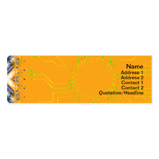 X Waves Big Pack Of Skinny Business Cards