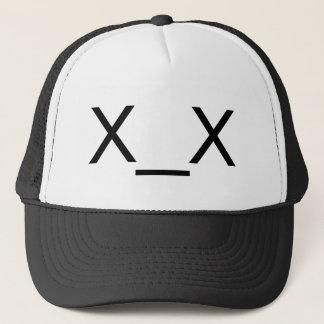 x_x Dead Emoticon Hat