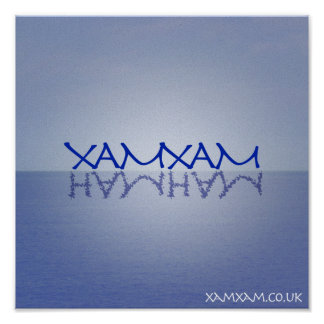XamXam canvas print