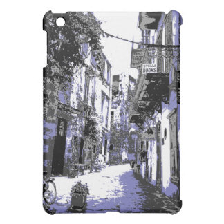 Xania street in Spring iPad Mini Cover