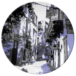 Xania street in Spring Plate