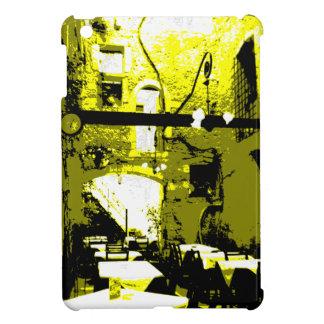 Xania street restaurant iPad mini case
