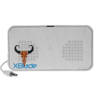 XBlade Lite Speaker With Logo Design