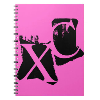 XC - Cross Country Notebooks