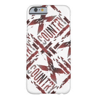 XC Cross Country Runner Barely There iPhone 6 Case