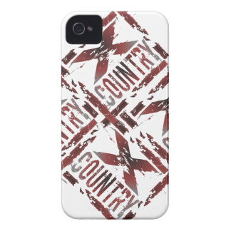 XC Cross Country Runner iPhone 4 Case-Mate Case