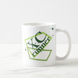 XC Cross Country Runner Coffee Mug