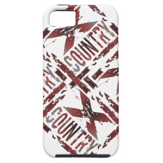 XC Cross Country Runner iPhone 5 Covers