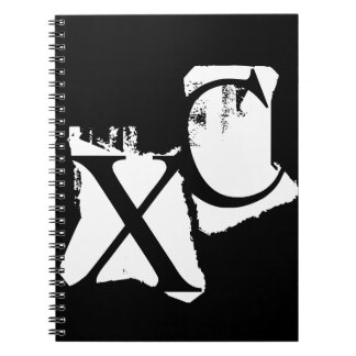 XC - Cross Country Spiral Note Books