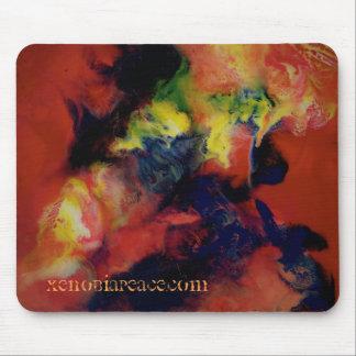 xenobiapeace.com mouse pad