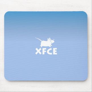 Xfce DE Blue Mouse Pad