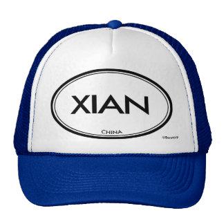 Xian, China Trucker Hat