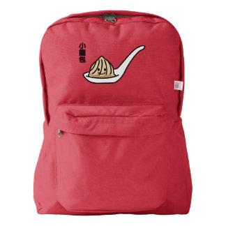 Xiaolongbao Chinese Soup Dumpling Dim Sum Bun Backpack