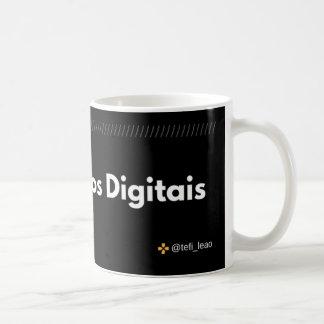 Xícara - Digital Games Coffee Mug