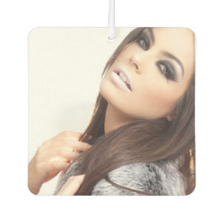 Ximena Navarrete 2010 Car Air Freshener