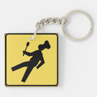 Xing chief - Cross-piece of chief Key Ring