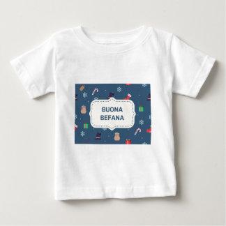 xmas buona Befana Baby T-Shirt