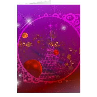 Xmas card - PUR-polarizes
