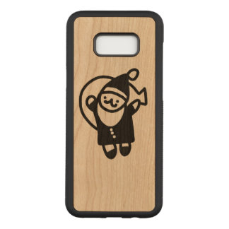 Xmas Carved Samsung Galaxy S8+ Case